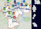 Основной экран пазла Ульяновская Область