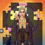 Пазл - Индийские боги